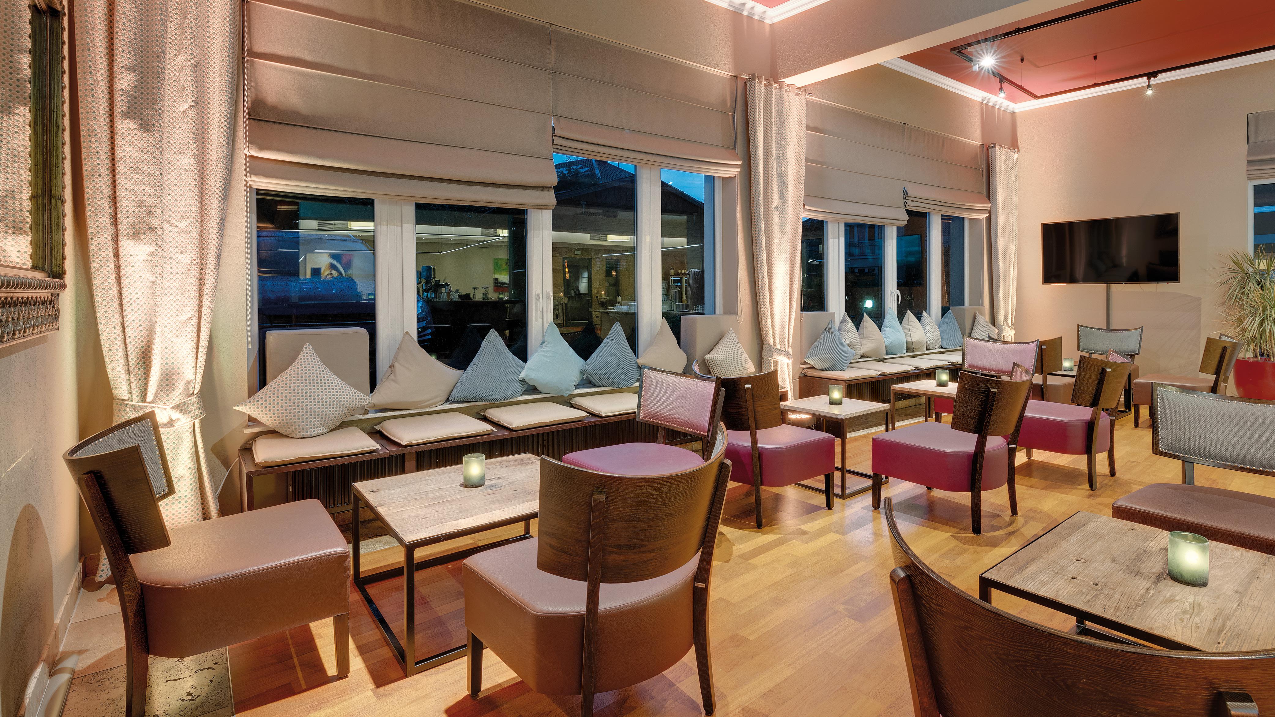 Hotel Villa Medici Dining